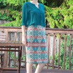 McCall's 3830 Wool Pencil Skirt