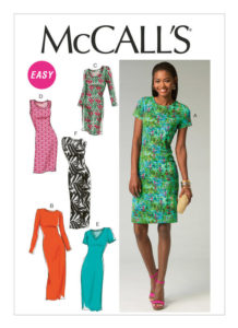 McCall's 6886 pattern envelope
